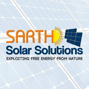 SD Web Solutions Clientele: Sarth Solar Solutions