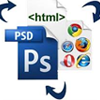 PSD to HTML in Mumbai