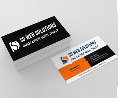Business Card Designing Company in Hyderabad